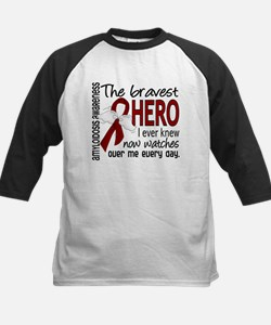 Bravest Hero I Knew Amyloidos Tee