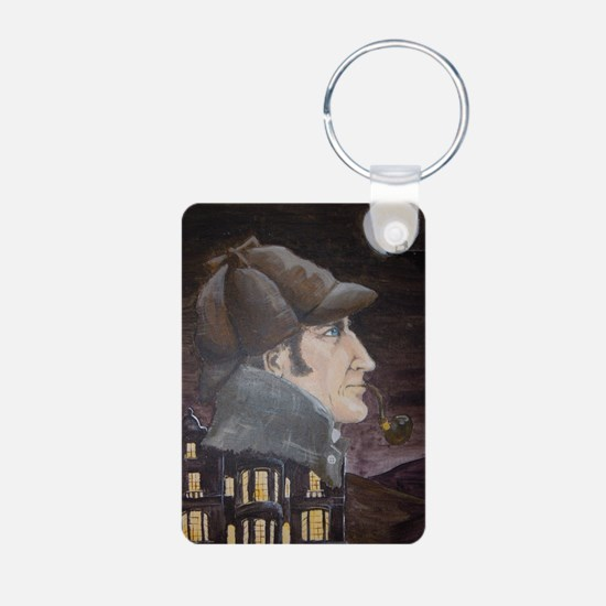 Hound of the Baskervilles Keychains