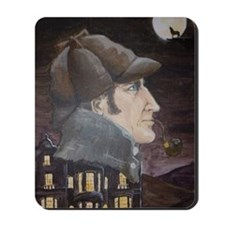 Hound of the Baskervilles Mousepad