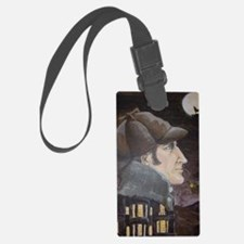 Hound of the Baskervilles Luggage Tag