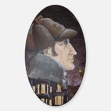 Hound of the Baskervilles Sticker (Oval)