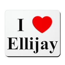 Ellijay Mouspad