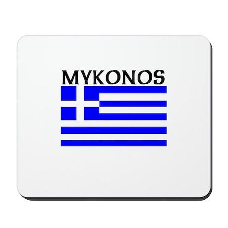 Mykonos, Greece Mousepad