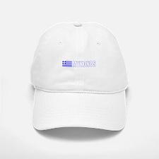 Mykonos, Greece Baseball Baseball Cap