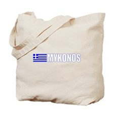 Mykonos, Greece Tote Bag