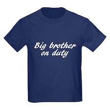 big bro duty T-Shirt