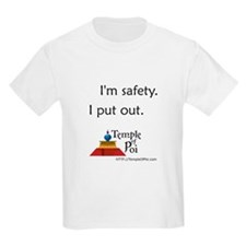 Temple of Poi Safety T-Shirt