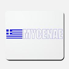 Mycenae, Greece Mousepad