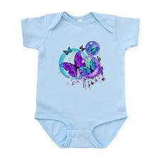 Bubble Butterflies CM BB Body Suit