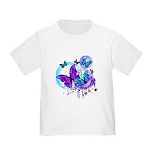 Bubble Butterflies CM BB T-Shirt