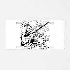 kosha Aluminum License Plate
