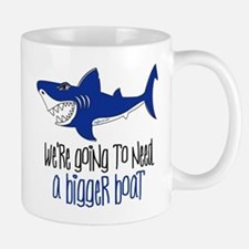 Bigger Boat Mugs