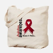 Awareness 5 Amyloidosis Tote Bag