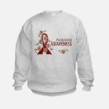 Awareness 6 Amyloidosis Sweatshirt