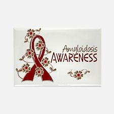 Awareness 6 Amyloidosis Rectangle Magnet