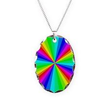 Colorful Art Necklace
