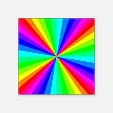 """Colorful Art Square Sticker 3"""" x 3"""""""