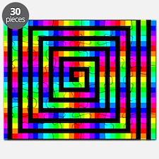 Colorful Art Puzzle