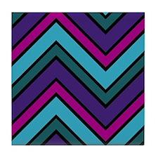 Abstract Art Tile Coaster