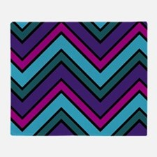 Abstract Art Throw Blanket