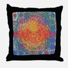 Abstract Art Throw Pillow