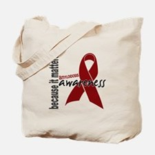 Awareness 1 Amyloidosis Tote Bag