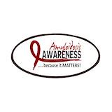Amyloidosis awareness Patches