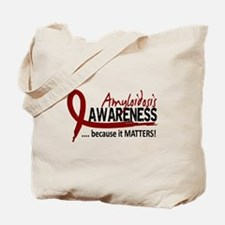 Awareness 2 Amyloidosis Tote Bag