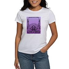 Purple Art Tee
