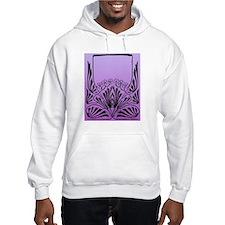 Purple Art Hoodie