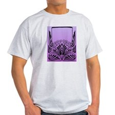 Purple Art T-Shirt