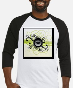 Speakers Art Baseball Jersey