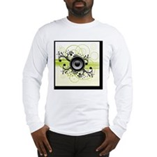 Speakers Art Long Sleeve T-Shirt