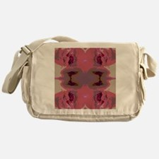 Abstract Art Messenger Bag