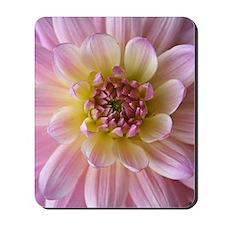 Dahlia Flower Mousepad