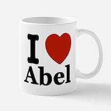 I love Abel Mug