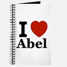 I love Abel Journal