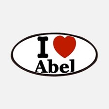 I love Abel Patches