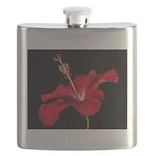 Hibiscus Flower Flask