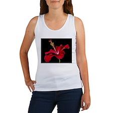 Hibiscus Flower Women's Tank Top
