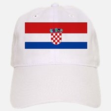 Croatia Flag Baseball Baseball Cap
