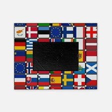 Many Flags Picture Frame