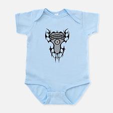 Lacrosse Tribal Head 20XX Infant Bodysuit