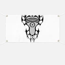 Lacrosse Tribal Head 20XX Banner