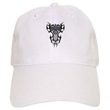 Lacrosse Tribal Head 20XX Baseball Baseball Cap