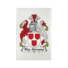 Fitz-Simons Rectangle Magnet