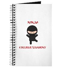 Ninja College Student Journal