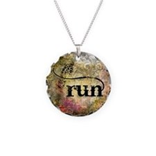Run by Vetro Jewelry & Desig Necklace
