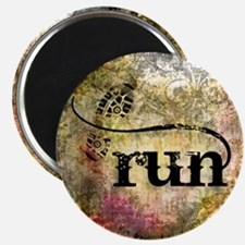 Run by Vetro Jewelry & Designs Magnet