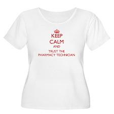Keep Calm and Trust the Pharmacy Technician Plus S